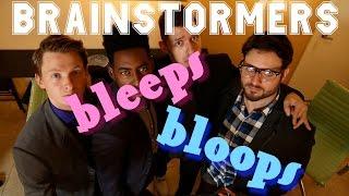 *Bleeps and Bloops* BRAINSTORMERS Ep. 1 | Chocolate Thunder