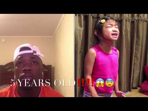 ANGELICA HALE SINGING JUST GIVE ME A REASON(PINK) //REACTION