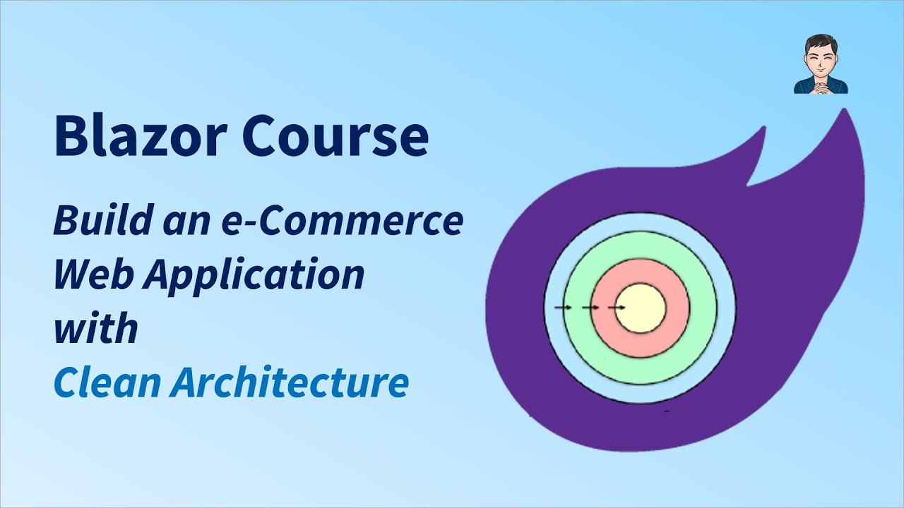 Build an e-Commerce Web App with Clean Architecture | New Blazor Course