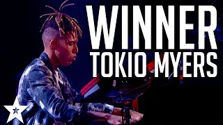 Video Tokio Myers WINNER | ALL Performances | Britain's Got Talent 2017 download MP3, 3GP, MP4, WEBM, AVI, FLV Agustus 2018