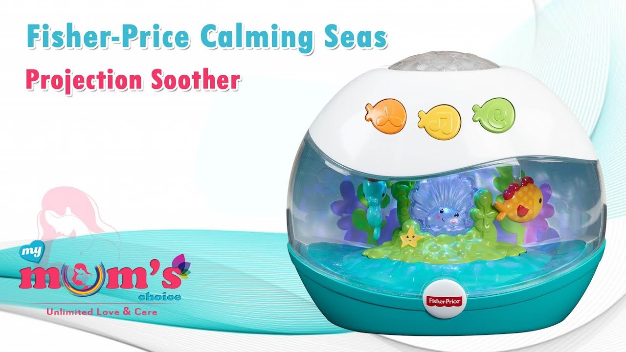 Fisher Price Calming Seas Projection Soother Fisher Price Best