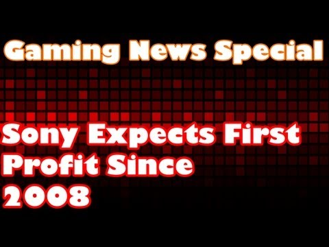 Gaming News Special - Sony Turns First Profit since 2008 - Selling American Headquarters