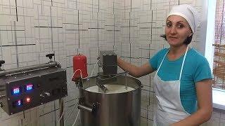 Теперь варите Сыр Российский по этому рецепт в домашних условиях Сыроделие Сыроварня Маджио