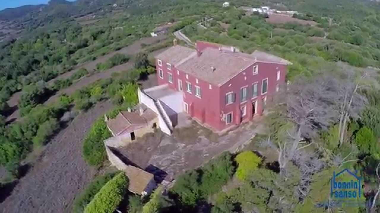 Casa de campo en country estate in alayor menorca ref 22799 youtube - Bonnin sanso mahon ...