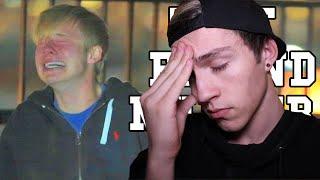 One of MrClemmence's most viewed videos: SAM PEPPER KILLING BEST FRIEND PRANK REACTION  - Jake Clemmence