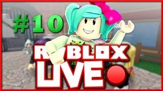ROBLOX Livestream | Before the Pink Carpet Event | SallyGreenGamer