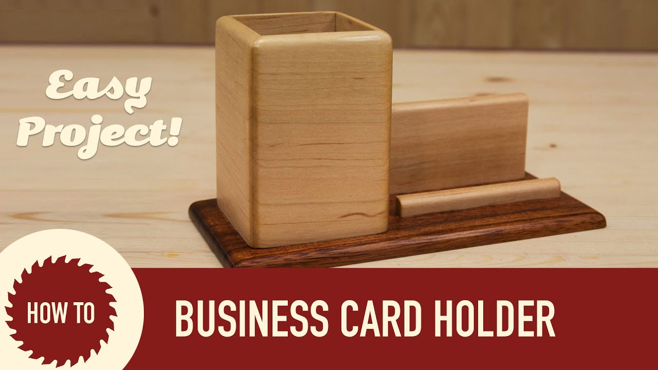 Pen And Business Card Holder - Business Card Design ...