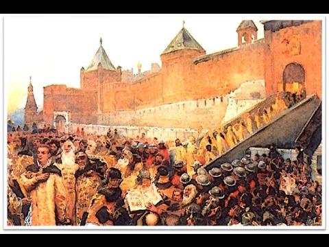 История России в деталях - История России