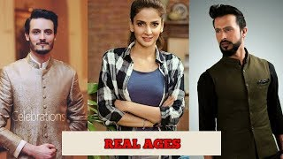 Baaghi cast real ages episode 12