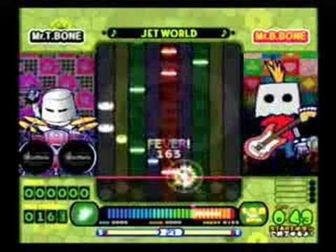 Pop'n Music 8 - Jet World (Mokai's Edit)