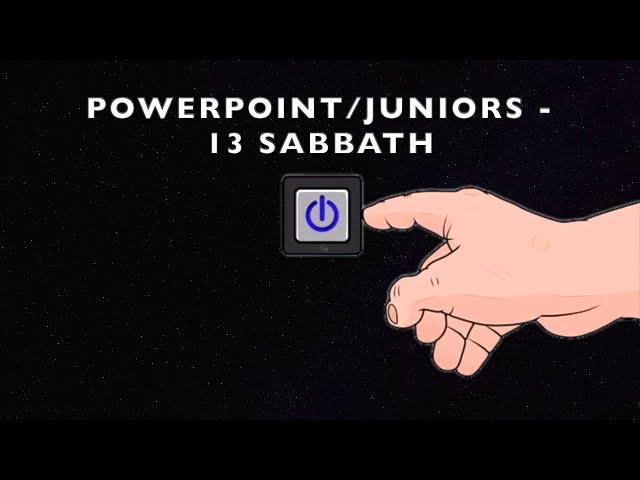 13th Sabbath Presentation || Juniors Class || Third Quarter 2021