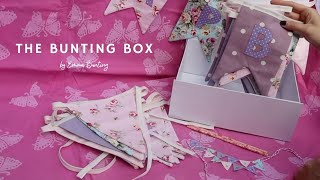 The Bunting Box by Emma Bunting. www.emma-bunting.co.uk