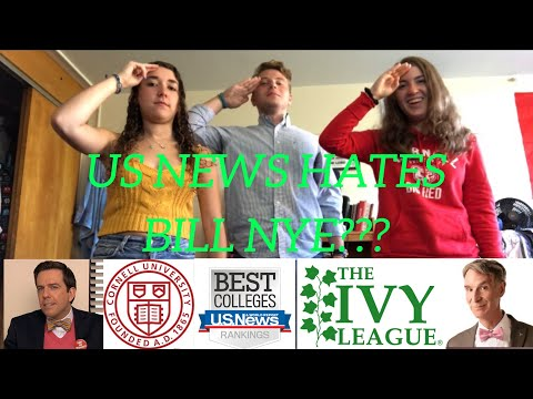 Ivy Leaguers React To 2020 College Rankings