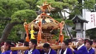 平成28年 竹駒神社秋季大祭 小神輿巡幸 thumbnail