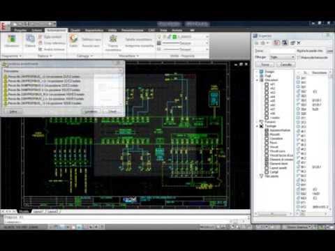 Schema Elettrico Stella Triangolo : Elaborazione dello schema elettrico youtube