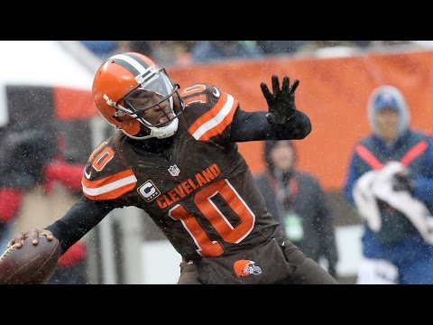 Robert Griffin III on his return in Browns loss