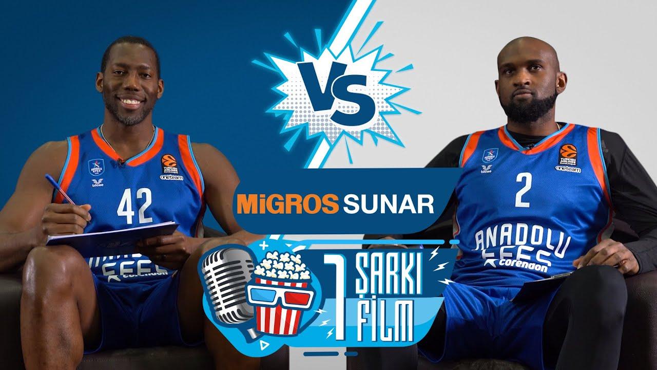 @Migros Türkiye ile 1 Şarkı 1 Film: Bryant Dunston vs. Chris Singleton