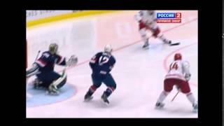 ЧМ по хоккею 2015 США - Беларусь 2:5 (7.05.15) голы