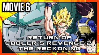 DragonBall Z Abridged MOVIE: The Return of Cooler - TeamFourStar (TFS)