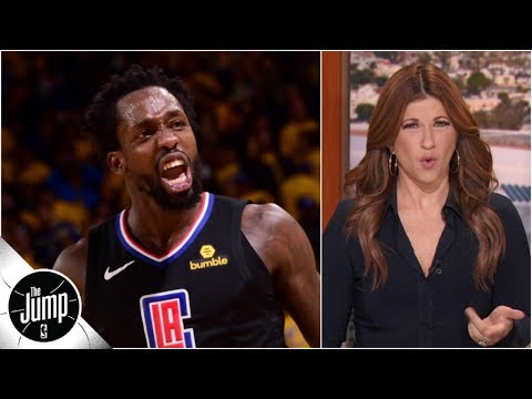 How the Clippers pulled off their 31-point comeback in Game 2 vs. the Warriors | The Jump