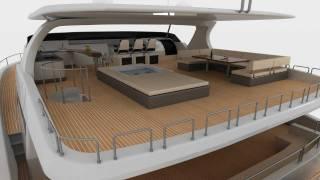 FlashCat 75, Power Catamarans