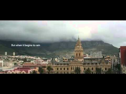 ambient media - Give responsibly in the City of Cape Town this winter