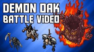 [264 MS] Full Demon Oak Battle
