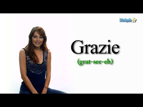 How To Say Hello in Italian