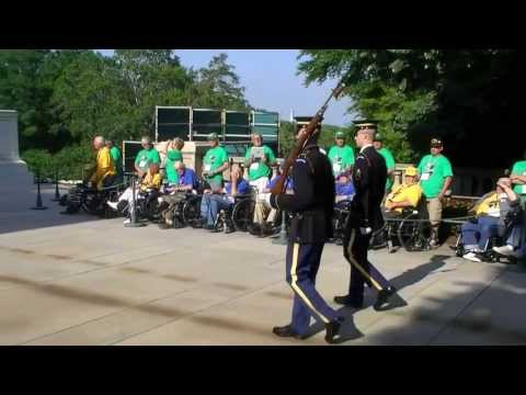Honor Flight of Jesse Dean Miller