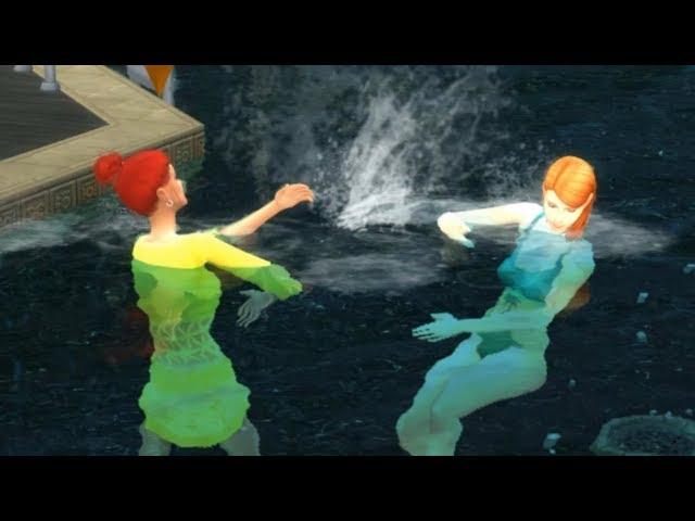 Fürdőben jártunk/Rags To Riches 5.rész/The Sims 4/Oasis Springs