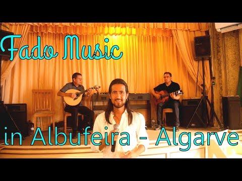 Fado Music in Albufeira - Algarve
