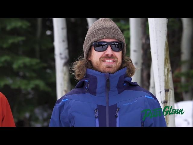2018 Obermeyer Ultimate Down Hybrid Jacket Review By Peter Glenn