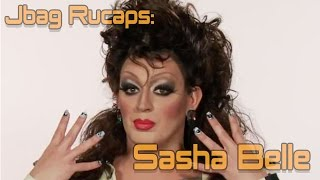 "Sasha Belle ""Misunderstood"" Rucap Compilation - Rupaul"