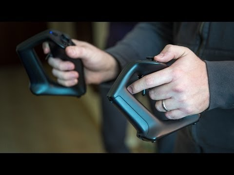 Hands-On with Sixense STEM VR Motion-Tracking System