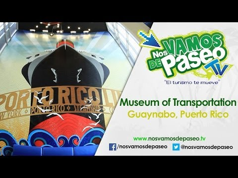 Museum of Transportation, Guaynabo, Puerto Rico