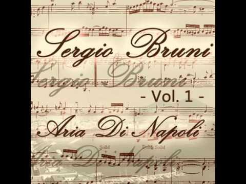 Sergio Bruni - Vieneme 'Nzuonno