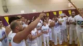 ABADA CAPOEIRA Bronx /Instrutor Coco