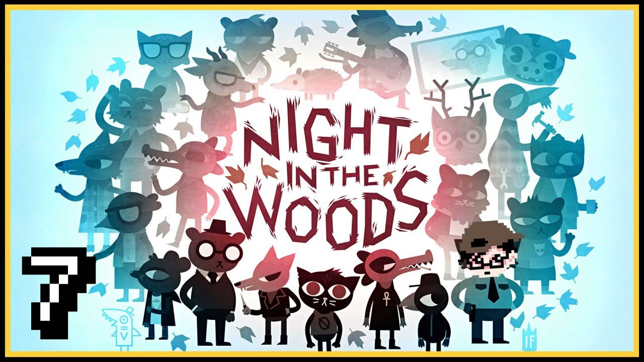 night in the woods sharkle download