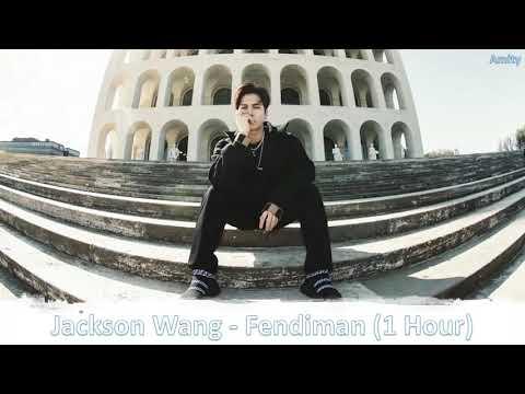 Jackson Wang - Fendiman (1 Hour)