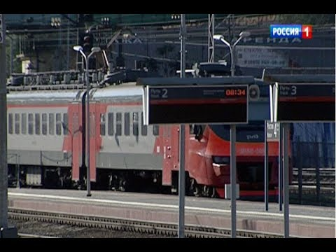 Городская электричка Ростова теперь ходит по кольцевому маршруту