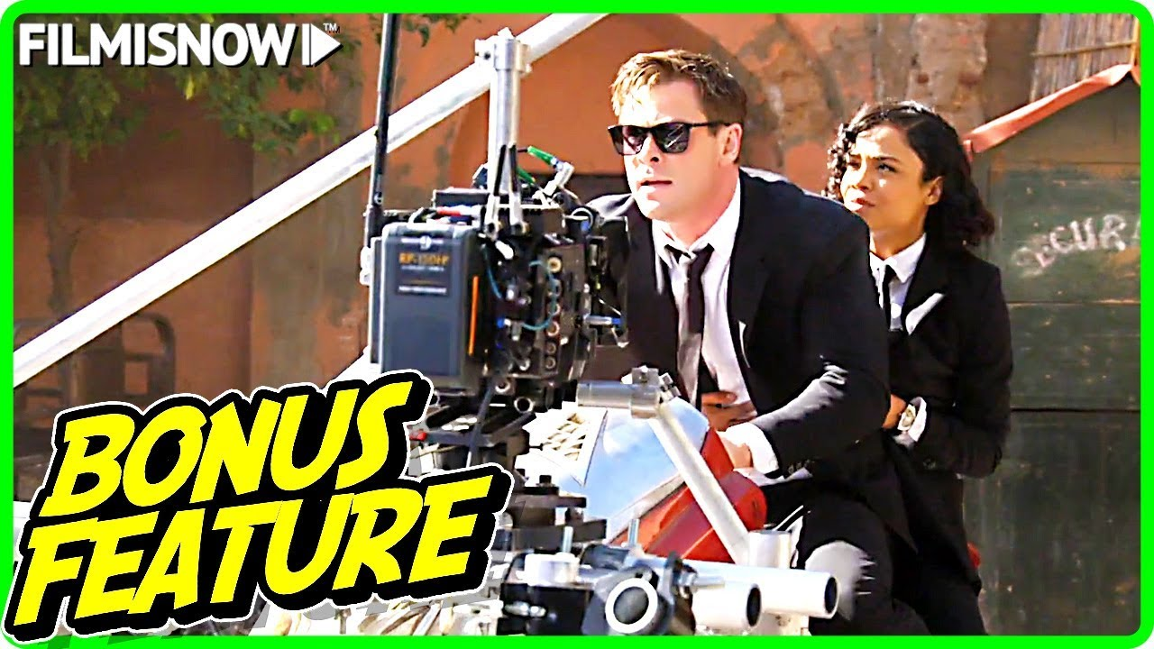 MEN IN BLACK: INTERNATIONAL | Hover Bike Featurette [Blu-Ray/DVD 2019]
