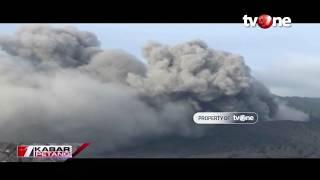 Meski Sedang Erupsi, Turis Ramai Kunjungi Gunung Bromo