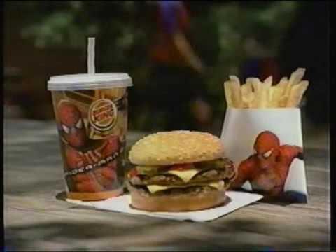 Burger King Hampurilaiset