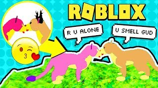 ROBLOX LION ROLEPLAY