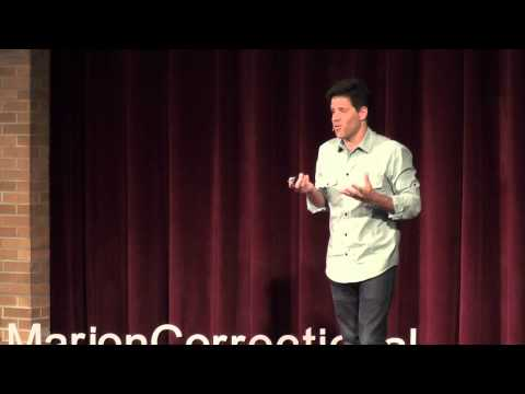 Six Words Are The Way In | Larry Smith | TEDxMarionCorrectional