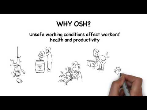Occupational Safety and Health (Health Animation)