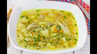 Такой Суп я готов есть хоть каждый день очень вкусно Рецепт