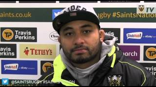 SAINTS v GLOS: Pre-match chat with Mallinder and Manoa