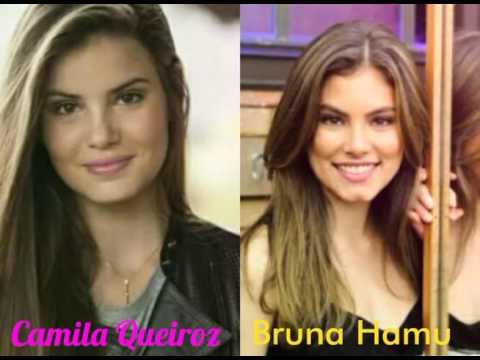 Camila Queiroz VS Bruna Hamu