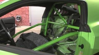 Mustang Maximum Motorsports Roll Bar Installation 2005-2014